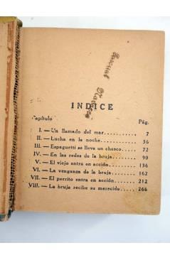 Muestra 1 de PEQUEÑOS GRANDES LIBROS 1121. POPEYE. ESPAGUETTI Y EL MISTERIO DEL MAR (Walt Disney) Abril 1946