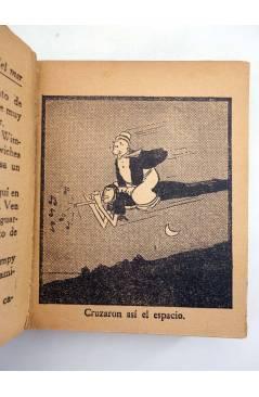 Muestra 2 de PEQUEÑOS GRANDES LIBROS 1121. POPEYE. ESPAGUETTI Y EL MISTERIO DEL MAR (Walt Disney) Abril 1946