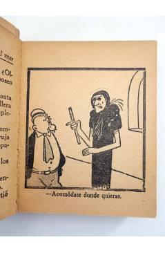Muestra 4 de PEQUEÑOS GRANDES LIBROS 1121. POPEYE. ESPAGUETTI Y EL MISTERIO DEL MAR (Walt Disney) Abril 1946