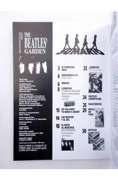Muestra 1 de REVISTA THE BEATLES' GARDEN 3. OTOÑO 1993 (Vvaa) Sergeant Beatles Fan Club 1993