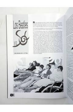 Muestra 4 de REVISTA THE BEATLES' GARDEN 3. OTOÑO 1993 (Vvaa) Sergeant Beatles Fan Club 1993