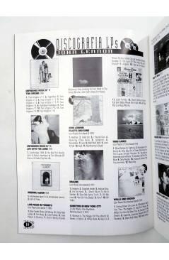 Muestra 3 de REVISTA THE BEATLES' GARDEN 4. INVIERNO 93/94 (Vvaa) Sergeant Beatles Fan Club 1993