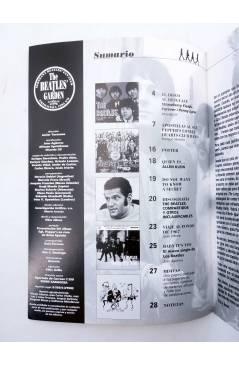 Muestra 1 de REVISTA THE BEATLES' GARDEN 9. PRIMAVERA 1995 (Vvaa) Sergeant Beatles Fan Club 1995