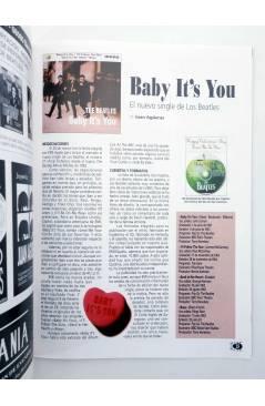 Muestra 5 de REVISTA THE BEATLES' GARDEN 9. PRIMAVERA 1995 (Vvaa) Sergeant Beatles Fan Club 1995