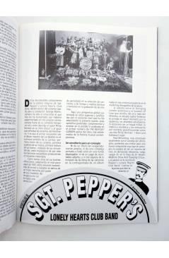 Muestra 6 de REVISTA THE BEATLES' GARDEN 9. PRIMAVERA 1995 (Vvaa) Sergeant Beatles Fan Club 1995