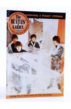 Cubierta de REVISTA THE BEATLES' GARDEN 17. PRIMAVERA 1997 (Vvaa) Sergeant Beatles Fan Club 1997