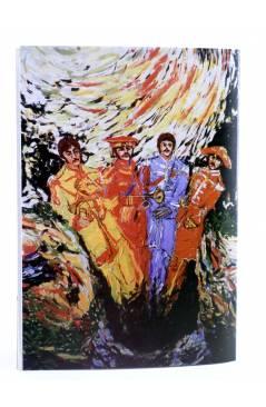 Contracubierta de REVISTA THE BEATLES' GARDEN 17. PRIMAVERA 1997 (Vvaa) Sergeant Beatles Fan Club 1997