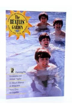Cubierta de REVISTA THE BEATLES' GARDEN 18. VERANO 1997 (Vvaa) Sergeant Beatles Fan Club 1997