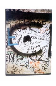Contracubierta de REVISTA THE BEATLES' GARDEN 19. OTOÑO 1997 (Vvaa) Sergeant Beatles Fan Club 1997
