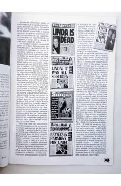 Muestra 3 de REVISTA THE BEATLES' GARDEN 22. VERANO 1998 (Vvaa) Sergeant Beatles Fan Club 1998