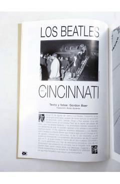 Muestra 4 de REVISTA THE BEATLES' GARDEN 22. VERANO 1998 (Vvaa) Sergeant Beatles Fan Club 1998