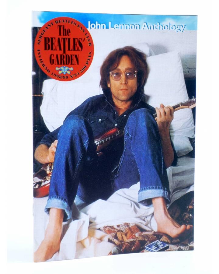 Cubierta de REVISTA THE BEATLES' GARDEN 24. INVIERNO 1998/99 (Vvaa) Sergeant Beatles Fan Club 1998