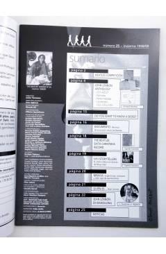 Muestra 1 de REVISTA THE BEATLES' GARDEN 24. INVIERNO 1998/99 (Vvaa) Sergeant Beatles Fan Club 1998