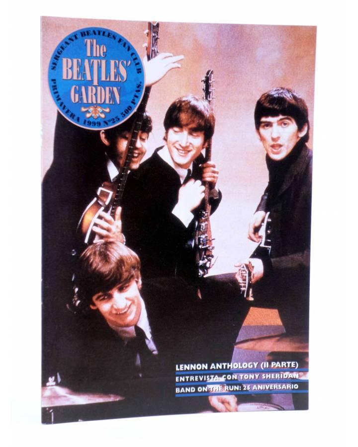 Cubierta de REVISTA THE BEATLES' GARDEN 25. PRIMAVERA 1999 (Vvaa) Sergeant Beatles Fan Club 1999