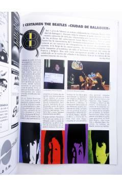 Muestra 4 de REVISTA THE BEATLES' GARDEN 25. PRIMAVERA 1999 (Vvaa) Sergeant Beatles Fan Club 1999