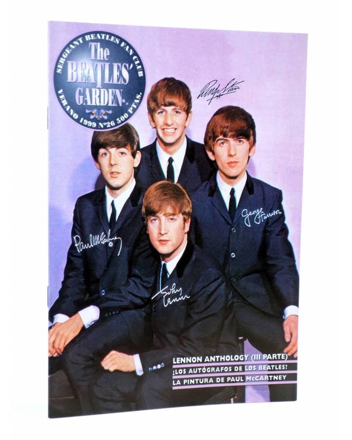 Cubierta de REVISTA THE BEATLES' GARDEN 26. VERANO 1999 (Vvaa) Sergeant Beatles Fan Club 1999