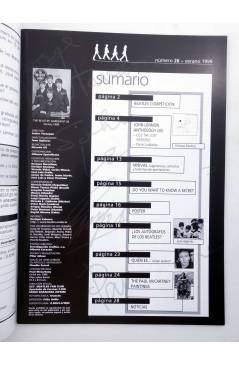 Muestra 1 de REVISTA THE BEATLES' GARDEN 26. VERANO 1999 (Vvaa) Sergeant Beatles Fan Club 1999