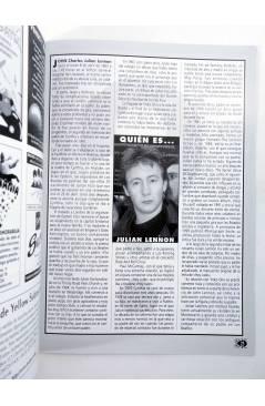 Muestra 6 de REVISTA THE BEATLES' GARDEN 26. VERANO 1999 (Vvaa) Sergeant Beatles Fan Club 1999