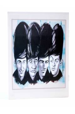 Contracubierta de REVISTA THE BEATLES' GARDEN 27. OTOÑO 1999 (Vvaa) Sergeant Beatles Fan Club 1999