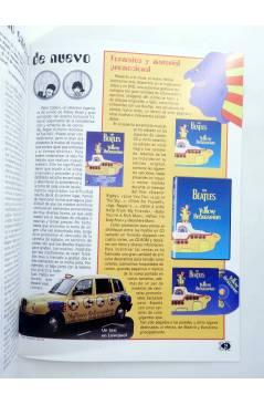 Muestra 6 de REVISTA THE BEATLES' GARDEN 27. OTOÑO 1999 (Vvaa) Sergeant Beatles Fan Club 1999