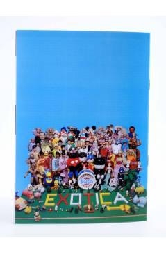 Contracubierta de REVISTA THE BEATLES' GARDEN 28. INVIERNO 1999/2000 (Vvaa) Sergeant Beatles Fan Club 1999