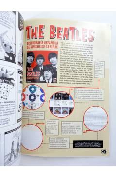 Muestra 3 de REVISTA THE BEATLES' GARDEN 28. INVIERNO 1999/2000 (Vvaa) Sergeant Beatles Fan Club 1999