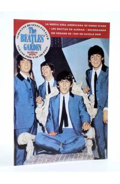 Cubierta de REVISTA THE BEATLES' GARDEN 30. VERANO 2000 (Vvaa) Sergeant Beatles Fan Club 2000