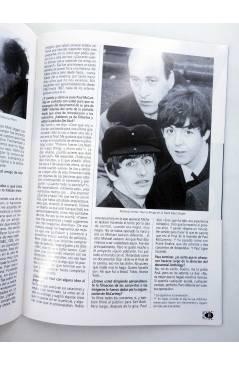 Muestra 3 de REVISTA THE BEATLES' GARDEN 31. OTOÑO 2000 (Vvaa) Sergeant Beatles Fan Club 2000