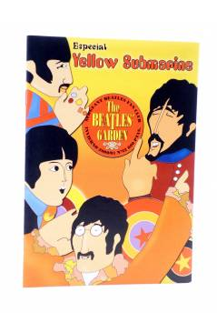 Cubierta de REVISTA THE BEATLES' GARDEN 32. INVIERNO 2000/01 (Vvaa) Sergeant Beatles Fan Club 2000