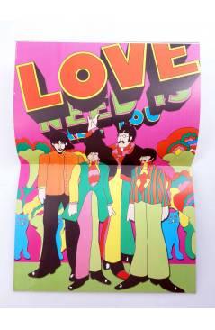 Muestra 3 de REVISTA THE BEATLES' GARDEN 32. INVIERNO 2000/01 (Vvaa) Sergeant Beatles Fan Club 2000