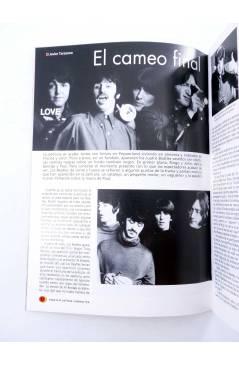 Muestra 6 de REVISTA THE BEATLES' GARDEN 32. INVIERNO 2000/01 (Vvaa) Sergeant Beatles Fan Club 2000