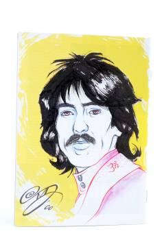 Contracubierta de REVISTA THE BEATLES' GARDEN 33. PRIMAVERA 2001 (Vvaa) Sergeant Beatles Fan Club 2001
