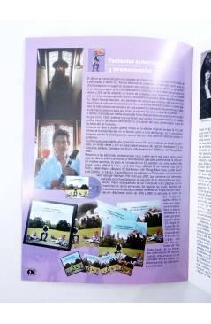 Muestra 3 de REVISTA THE BEATLES' GARDEN 33. PRIMAVERA 2001 (Vvaa) Sergeant Beatles Fan Club 2001