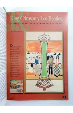 Muestra 5 de REVISTA THE BEATLES' GARDEN 33. PRIMAVERA 2001 (Vvaa) Sergeant Beatles Fan Club 2001