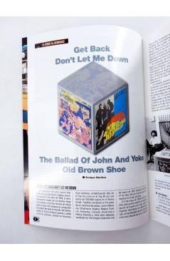 Muestra 3 de REVISTA THE BEATLES' GARDEN 34. VERANO 2001 (Vvaa) Sergeant Beatles Fan Club 2001
