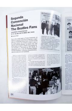 Muestra 4 de REVISTA THE BEATLES' GARDEN 35. OTOÑO 2001 (Vvaa) Sergeant Beatles Fan Club 2001