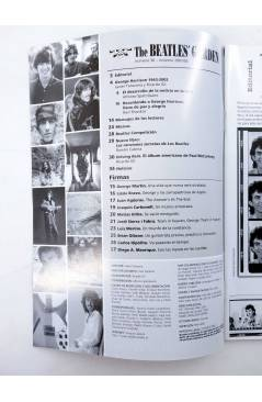Muestra 1 de REVISTA THE BEATLES' GARDEN 36. INVIERNO 2001/02 (Vvaa) Sergeant Beatles Fan Club 2001