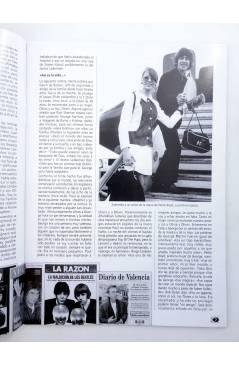Muestra 4 de REVISTA THE BEATLES' GARDEN 36. INVIERNO 2001/02 (Vvaa) Sergeant Beatles Fan Club 2001
