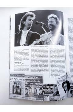 Muestra 6 de REVISTA THE BEATLES' GARDEN 36. INVIERNO 2001/02 (Vvaa) Sergeant Beatles Fan Club 2001