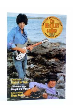 Cubierta de REVISTA THE BEATLES' GARDEN 38. VERANO 2002 (Vvaa) Sergeant Beatles Fan Club 2002