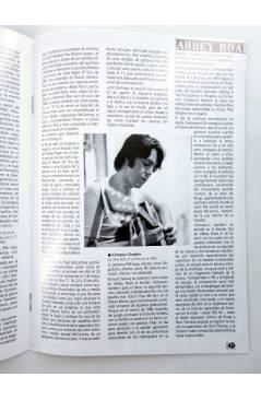Muestra 5 de REVISTA THE BEATLES' GARDEN 38. VERANO 2002 (Vvaa) Sergeant Beatles Fan Club 2002