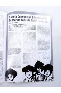 Muestra 6 de REVISTA THE BEATLES' GARDEN 38. VERANO 2002 (Vvaa) Sergeant Beatles Fan Club 2002