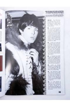 Muestra 2 de REVISTA THE BEATLES' GARDEN 39. OTOÑO 2002 (Vvaa) Sergeant Beatles Fan Club 2002