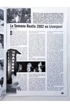 Muestra 3 de REVISTA THE BEATLES' GARDEN 39. OTOÑO 2002 (Vvaa) Sergeant Beatles Fan Club 2002