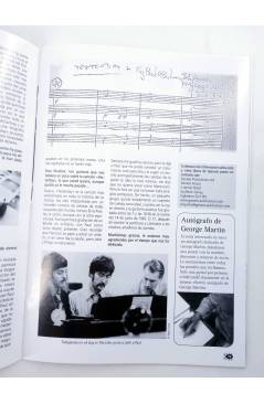 Muestra 4 de REVISTA THE BEATLES' GARDEN 39. OTOÑO 2002 (Vvaa) Sergeant Beatles Fan Club 2002