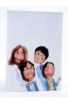 Contracubierta de REVISTA THE BEATLES' GARDEN 42. VERANO 2003 (Vvaa) Sergeant Beatles Fan Club 2003