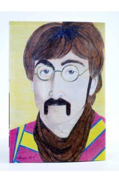 Contracubierta de REVISTA THE BEATLES' GARDEN 43. OTOÑO 2003 (Vvaa) Sergeant Beatles Fan Club 2003
