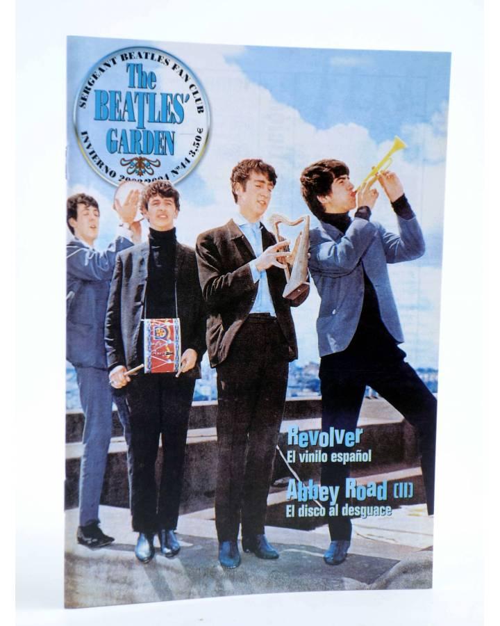 Cubierta de REVISTA THE BEATLES' GARDEN 44. INVIERNO 2003/2004 (Vvaa) Sergeant Beatles Fan Club 2003