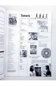 Muestra 1 de REVISTA THE BEATLES' GARDEN 44. INVIERNO 2003/2004 (Vvaa) Sergeant Beatles Fan Club 2003