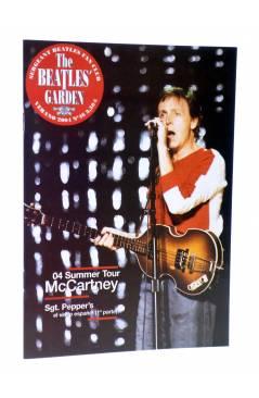 Cubierta de REVISTA THE BEATLES' GARDEN 46. VERANO 2004 (Vvaa) Sergeant Beatles Fan Club 2004
